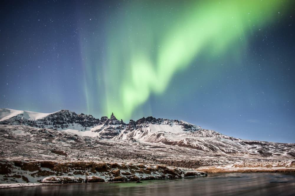 Horas de luz, Sol de medianoche y Auroras Boreales en ...